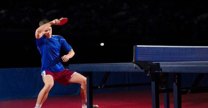 how to hit a smash in table tennis
